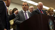 Gov. Pat Quinn, Senate President John Cullerton and Mayor Rahm Emanuel said today they will push the state legislature to once again try to pass a measure creating a special driver's license for illegal immigrants.