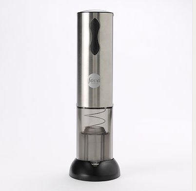 "This hassle free wine opener makes the perfect gift for any wine enthusiast. <br/> Price: $39.99 <br/> Where to find: <a href=""http://www.kohls.com/product/prd-1181800/food-network-electric-wine-opener.jsp "">Kohl's</a> <br/> --JH"