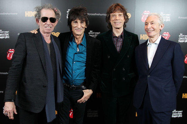 The Rolling Stones have a new official app available for free download on iTunes
