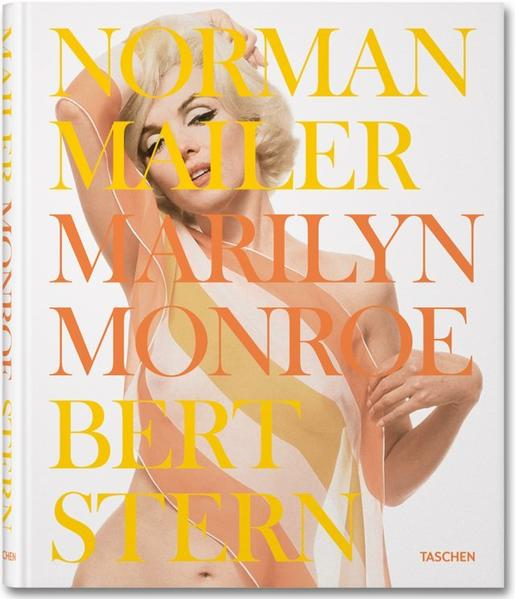 "Mailer's original text paired with Stern's photographs from Last Sitting. <br/> Price: $69.99 <br/> Where to find: <a href=""http://www.taschen.com/pages/en/catalogue/photography/all/04986/facts.norman_mailer_bert_stern_marilyn_monroe.htm"">Taschen</a> <br/> --JH"