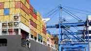 Port cargo numbers ahead of 2011 record