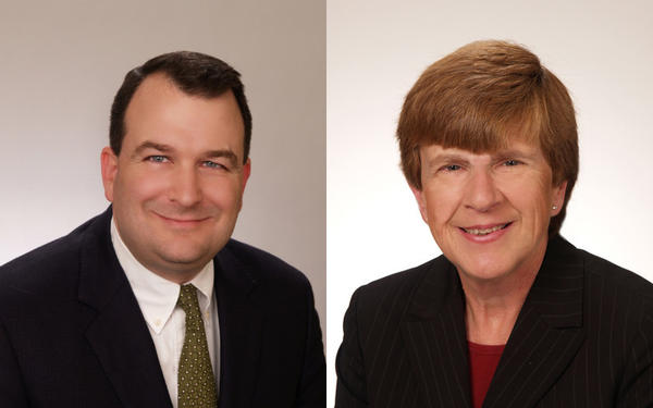 Four people, including incumbents Bob Barnett and Marilyn Schnell, have entered the enter race for Downers Grove village commissioner.