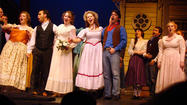 "As it brightens the Bowie Playhouse stage, 2nd Star's energetic production of ""Oklahoma!"" proves that as it nears age 70, this first Richard Rodgers and Oscar Hammerstein collaboration has lost little luster."