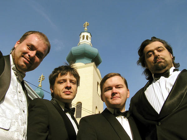 St. Petersburg Mens Ensemble, a vocal quartet from Russia, will perform a variety of selections at 4 p.m. Sunday, Nov. 25, at Trinity Lutheran Church, 15 Randolph Ave., Hagerstown.