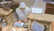 Haysville police release photo of bank robber