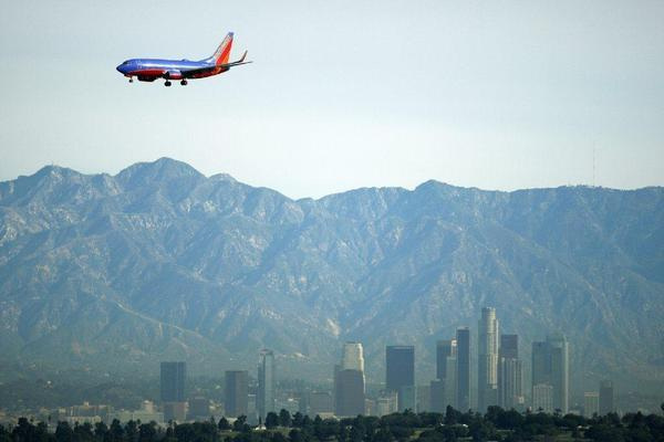 Traffic around Los Angeles International Airport may be more jammed than usual on Wednesday because of a union workers march.