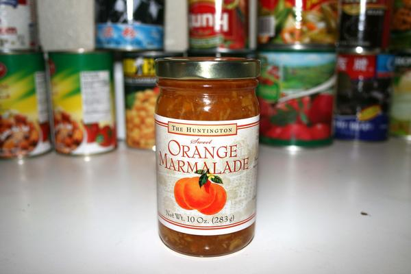"These 10-ounce jars of marmalade are made from fruit from orange groves once owned by railroad magnate Henry E. Huntington, namesake of Huntington Library in San Marino.<br><br>  Price: $7.95<br><br>  Where to find: Huntington Library gift shop, 1151 Oxford Road, San Marino, <a href=""http://www.shophuntington.org/husworma.html"">http://www.shophuntington.org/husworma.html</a><br><br>  --JL"