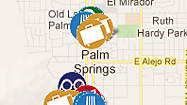 SoCal Closeups: Palm Springs and environs
