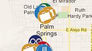 SoCal Closeups: Palm Springs and environs