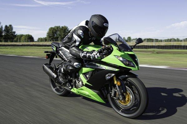 Kawasaki's new 636 unites track stats with street smarts for a fast, comfortable ride.