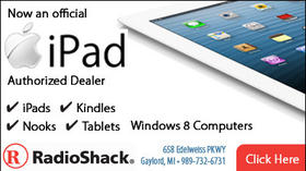 Radio Shack - Now an official iPad Authorized Dealer