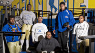 Phoebus' offensive line gets it done … without the glory