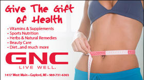 GNC Live Well - Give The Gift of Health
