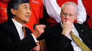 In his first 2 1/2 years as president at the University of Maryland, Wallace Loh oversaw sweeping changes to the leadership of his athletic department and confronted the pain of cutting teams to patch gaping budget holes.
