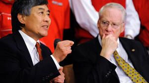 Move to Big Ten a defining one for University of Maryland president Wallace Loh