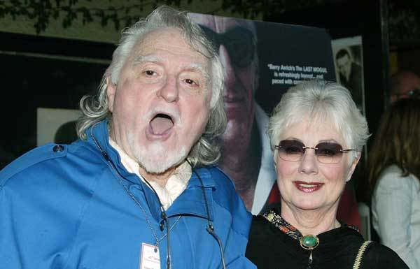 Marty Ingels and Shirley Jones