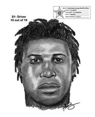 Palm Beach County Sheriff detectives are hoping two composite sketches will lead them to a pair of armed robbers