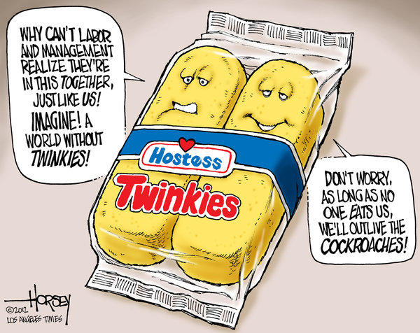 Twinkies' demise comes at a high cost to Hostess employees