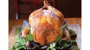 Thanksgiving Recipes from Chef Anthony Espinosa