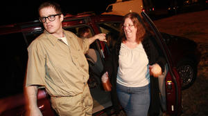 Montgomery released from prison after Gov. McDonnell issues pardon