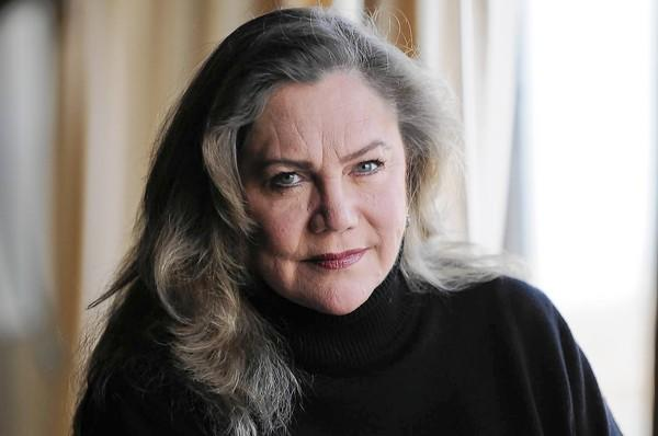 "Actress Kathleen Turner is starring in and directing ""The Killing of Sister George"" at Long Wharf Theatre."