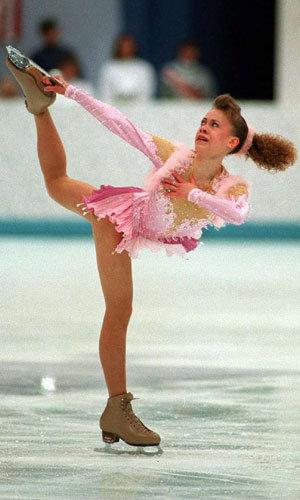 Oksana Baiul Now