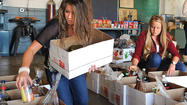 Clark County students lend a helping hand this Thanksgiving