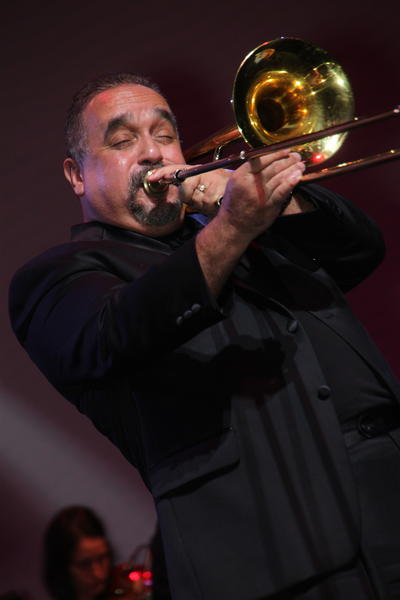 Willie Colon will perform Sunday at Hard Rock Live.