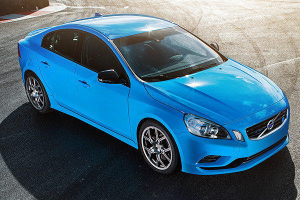 Volvo will be bringing to the L.A. Auto Show this 508-horsepower S60 Polestar Concept, though the company says there are no immediate plans to make a production version.