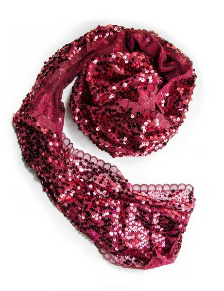 Even the busiest hostess can find the time to wind a sequined scarf over the neckline of a workday dress, sweater or blouse to turn day into evening with wattage to spare. One cautionary note: Try the scarf before you buy. Some of these sparklers cut into your flesh and are brutal against your skin. No matter how little it costs, it's still too much if your accessory becomes a torture device.<br><br>