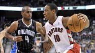 Arron Afflalo soon might spend more time at his natural position, and if that occurs, it would open up more playing time for rookies DeQuan Jones and Maurice Harkless.
