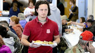 Salvation Army Thanksgiving dinner