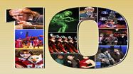 Holiday Guide 2012: Chris Jones' Top 10 shows for the season