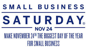 Shop Small Business Saturday and take advantage of great local deals