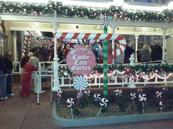 Images from the annual Christmas event at Walt Disney World's Magic Kingdom.