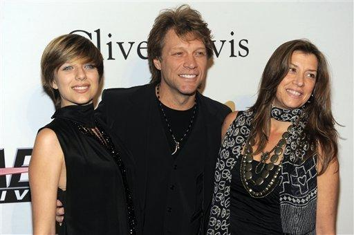 Bon Jovi speaks out about daughter