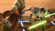 'Star Wars: The Clone Wars' preview: Gen. Grievous attacks