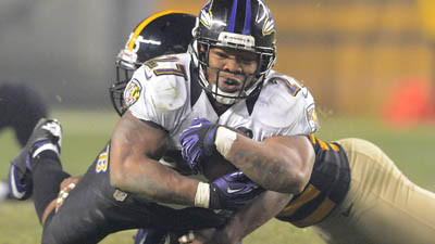 Ray Rice said he wasn't being disrespectful to Steelers' Terrib…