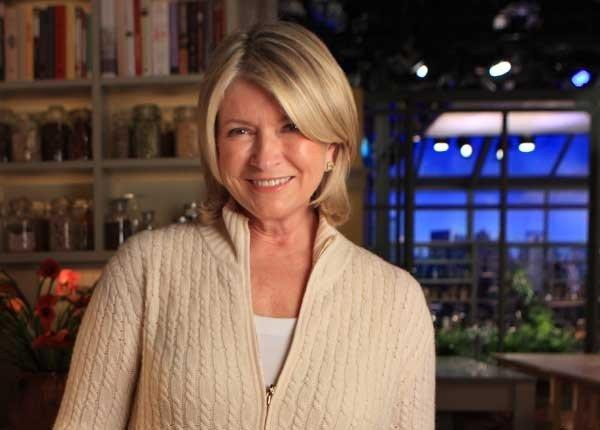 "Martha Stewart will be a guest on ""Today"" on NBC"