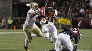 Smithfield grad Dyrell Roberts finishes up-and-down career at Virginia Tech