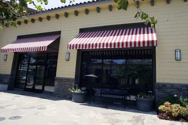 The Habit burger will occupy this space in December at the Town Center in La Canada.