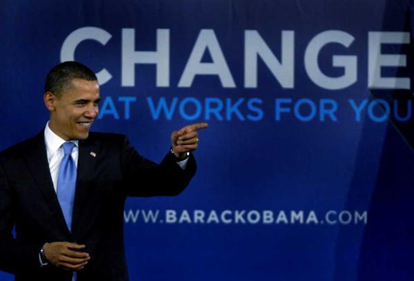 "Obama's mantra in 2008 was ""change you can believe in."" But how much change do Americans really want?"