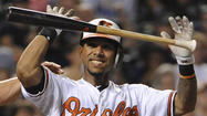 Trayvon Robinson, the 25-year-old outfielder the Orioles received in Tuesday's trade with the Seattle Mariners for infielder Robert Andino, is an intriguing player, though the reality is he may never become a big league regular. The Orioles view him as someone who can battle for the fourth spot in the outfield in 2013.
