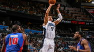 Box score: Orlando Magic 90, Detroit Pistons 74