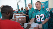Miami Dolphins Thanksgiving Giveaway