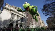 Pictures: 86th Macy's Thanksgiving Day Parade in New York