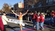 Aaron Braun Wins Manchester Road Race