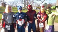 Manchester Road Race Costume Contest