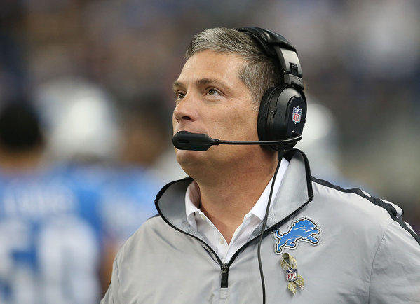 Lions Coach Jim Schwartz, shown during Sunday's game against Green Bay, was a little quick with the challenge flag on Thursday.