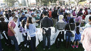 Photo Gallery: Union Station Dinner-in-the-Park at Central Park in Pasadena
